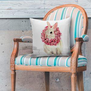 стул с подушкой