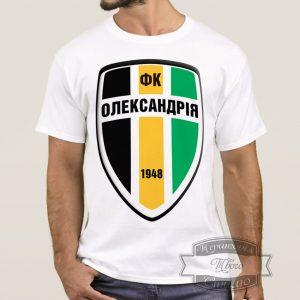 Мужик в футболке Александрии