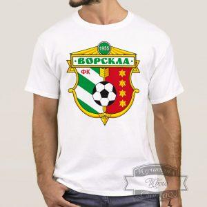 Мужик в футболке Ворсклы