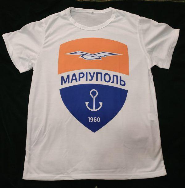 футболка фк Мариуполь