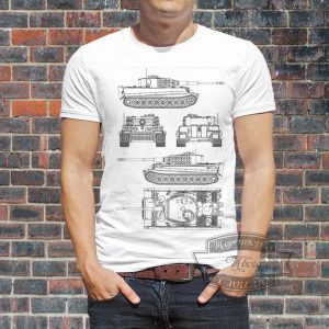 футболка с тигром