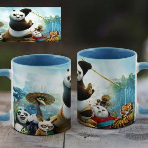 Кружка Кунг-фу Панда