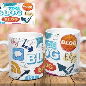 Кружка блогер
