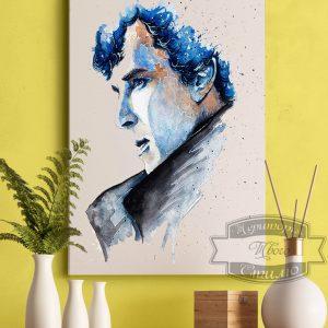 Постер Шерлок