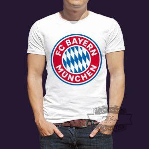 футболка мужская Бавария Мюнхен