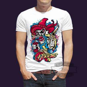 футболка viva la bandito