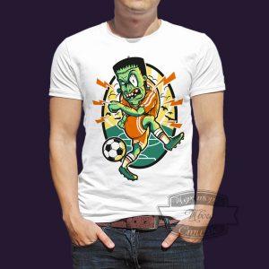 футболка зомбобол
