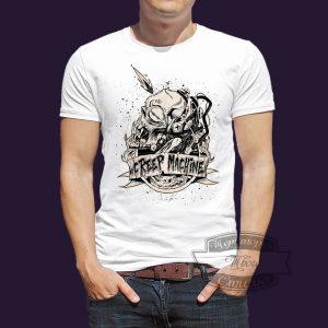 футболка creep machine