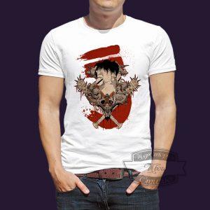 футболка с битами