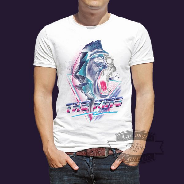 футболка Кинг Конг