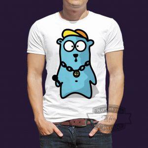 футболка миша звезда караоке