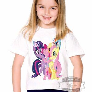 Футболка детская мои маленькие пони май литл пони