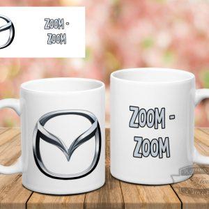 кружка Mazda zoom zoom