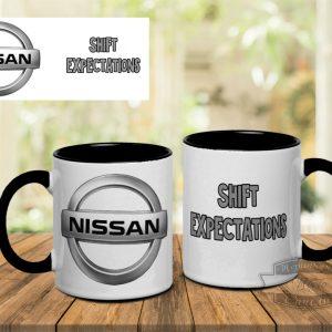 кружка Nissan Shift expectations
